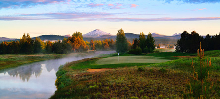 Sunriver Cosswater Golf Course