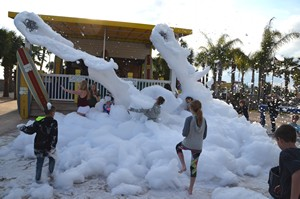 Hangout Foam Party