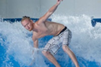 Indoor surfing in Plano Texas