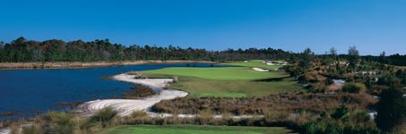 Camp Creek Golf Course - Florida