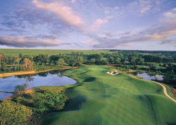 Golf Course Corporate Retreat