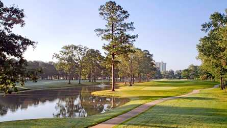 The Golf Club at Margaritavill Lake Resort at Lake Conroe