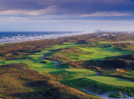 Newport Dunes Golf Course in Port Aransas