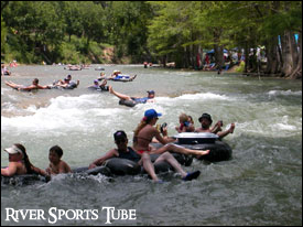 River Sports Tubes