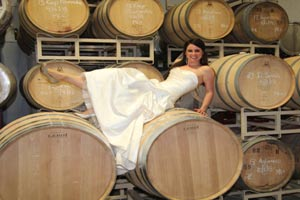 Get married at a winery