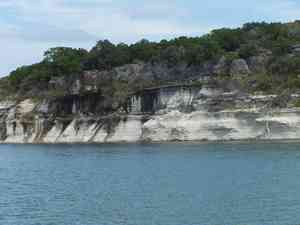 Georgetown review and rating for Lake georgetown fishing
