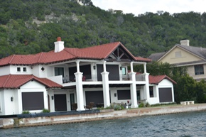 Home on Lake Austin