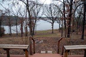 View from the Lakehouse deck