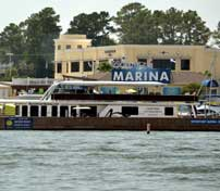 Waterpoint Marina Houseboat Rental
