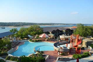 Lakeway Resort & Spa pool