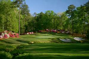Dancing Rabbit's Azalea Golf Course