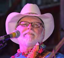 Tommy Alverson joined Walt's band