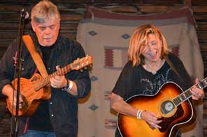 Terry Hendrix and Lloyd Maines