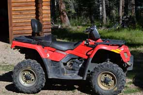 Angel Fire Excursions ATV