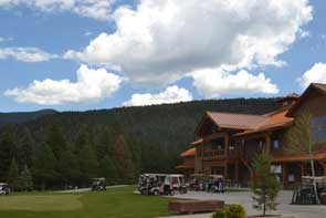 Angel Fire Resort Clubhouase