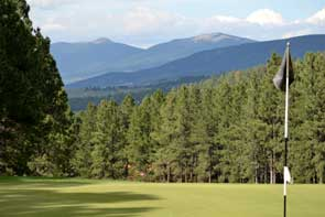 Angel Fire  Country Club Golf Course