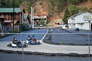 Go Carts in Red River
