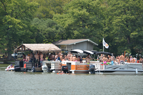 Lake Austin Party Cove