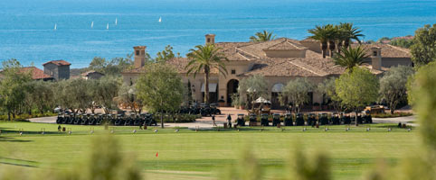 The Clubhouse at Pelican Hill Golf Course