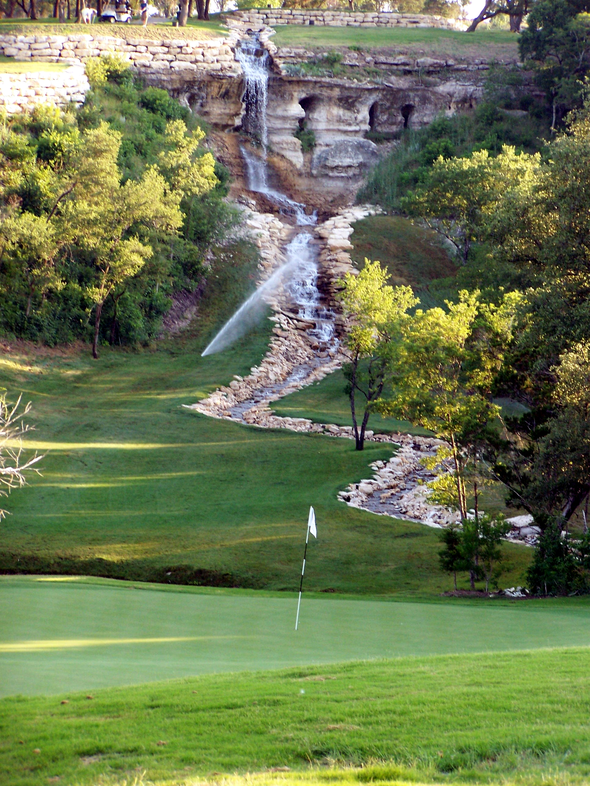 Texas Most Beautiful Golf Holes