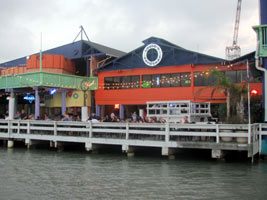 Sunset Bar And Grill South Padre Island