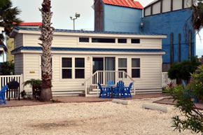 Cabin at South Padre Island KOA