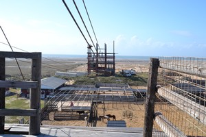 2nd tower at South Padre Island Adventure Park