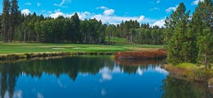 Glaze Meadow Golf Hole at Black  Butte Ranch