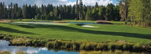 Big Meadow golf hole at Black Butte Ranch