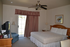 Room at the Cottages at ColoVista Country Club