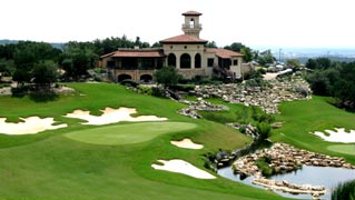 La Cantera Palmer Course & Club House