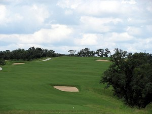 TPC Canyons Course San Antonio