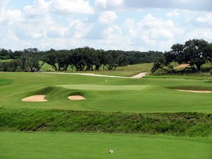 TPC Canyons Course in San Antonio