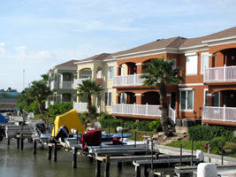 Condos With Boat Slips In South Padre Island