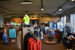 Tetherow pro shop