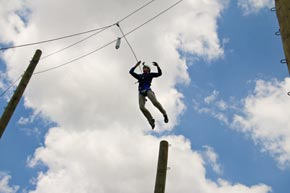 Leap of Faith at Lone Star Peak Performance