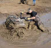 River Run Mud Pit