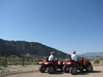 ATV Ride at Lajitas Golf Resort & Spa