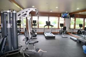 Fitness Center at RB Golf Club