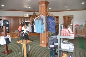 Pro shop at RB Golf Club