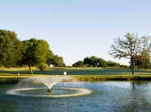 5th hole at Riverside Golf Course in San Antonio