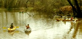 Lake Palestine Gateway RV Park Kayak Rentals