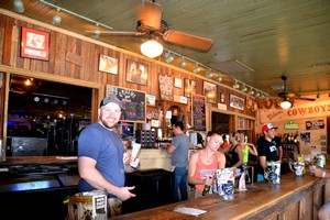 Bar at Gruene Hall