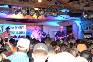 Gruene Hall and Robert Earl Keen