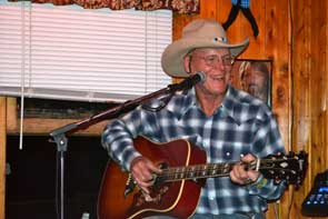 Chuck Pyle at Lost Love Saloon