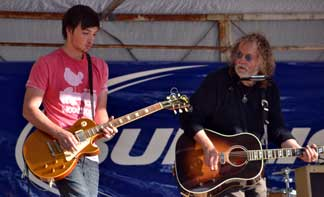 Ray Wylie Hubbard in Red River