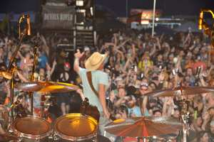 Kevin Fowler at LJT Music Festival