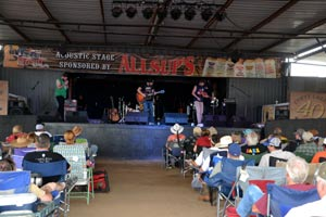 Allsup's Stage