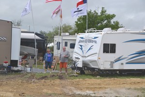 Camping at Larry Joe Taylor's Music Festival