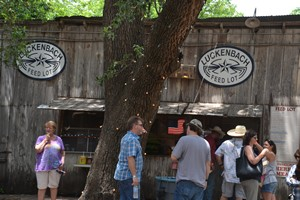 Feed Lot at Luckenbach